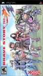 Carátula de Brave Story: New Traveler para PlayStation Portable